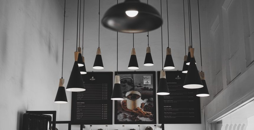 black-pendant-lamps-turned-on-3857347
