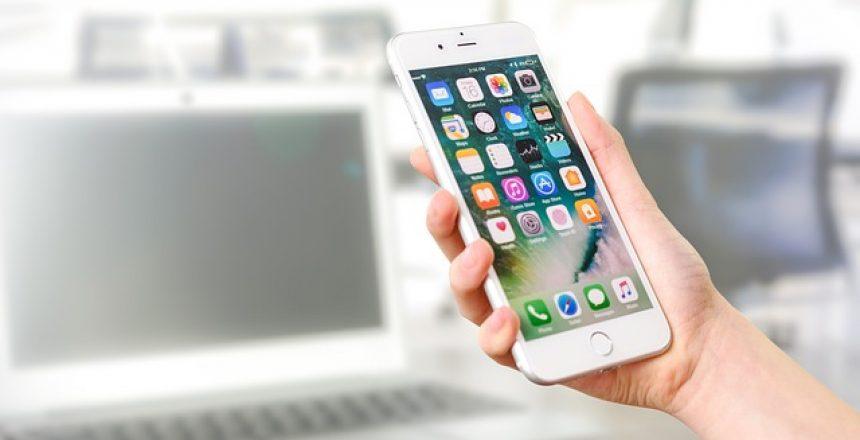 החלפת מסך אייפון 7